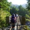 トレッキング入門 目的を持って自然を歩く