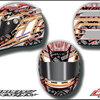 オリジナルヘルメットペイント Vol.24