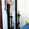ディアウォールでギターの壁がけスタンドを自作しました