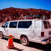 アタカマの砂漠でサンドボードを経験