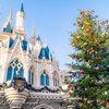 2018年ディズニーランドのクリスマスフォトロケーション*2018年11月