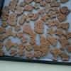 子供とクッキー作り