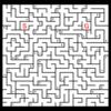 矢印付き迷路:問題25