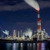 播磨臨海工業地帯工場夜景