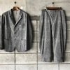 【m's braque】SET-UP / LONG WORK COAT / MILITARY BLOUSON