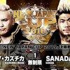 3.24 新日本プロレス NEW JAPAN CUP 優勝決定戦 ツイート解析
