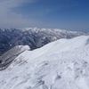 小雪シーズンも純白の平標山へ