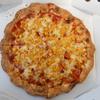 玉津のガスト 神戸森友店で「たっぷりマヨコーンピザ」をテイクアウトして食べた感想