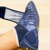 足をラッピングするという新発想のシューズ「vivram FUROSHIKI」が病みつきになる。