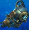 8/27動画更新【9月のスタメン!】「サイクロプス」のDeep Sea Rescuer (深海のレスキュー) モデル!
