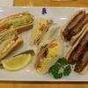 Sandwich House Gourmet トリオを食べた