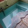 ちょっと特殊な立ち寄り入浴!?食事をしたら無料で温泉に入れる場所