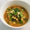 【ヴィーガンレシピ】ひよこ豆と野菜のカレースープ☆