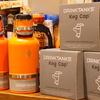 新色&サーバー化キットが遂に再登場☆これぞグラウラーの最終形態♪『DRINK TANKS Keg Cap Kit』