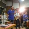 ラボカフェ 明るい農村で音楽ライブ