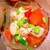 イタリアンカラーな夏野菜のモッツァレラサラダ