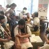 11/21(水)アロマハンドトリートメント練習会