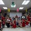 小学校にてクリスマスパーティーに参加して来ました!