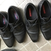 梅田でテクシーリュクス の靴を試し履き、サイズ確認するなら