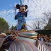 アナハイムディズニーに新しいパレードがやってきた!