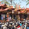 4月13日は「長浜曳山まつり」開催!~日本三大山車祭の1つです!~
