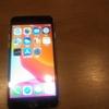iphone SE スマホ変えました