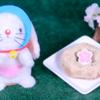【桜もちっとドーナツ きなこ】ミスタードーナツ 3月6日(金)新発売、ミスド 桜 ドーナツ 食べてみた!【感想】