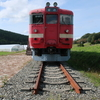 北海道ツーリング最終日 富良野チーズ工房&赤電&D51~そして乗船へ