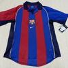 ユニフォーム その21 バルセロナ 2001-2002シーズン ホーム用 半袖