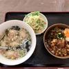 中区若葉町の「一碗雲呑」で台湾魯肉飯+雲呑
