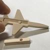 T-38マグネットの試作/宇宙兄弟 /CNC工作機による小物製作