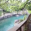 【済州島】空港からも近いお散歩スポット@龍淵渓谷&龍頭岩