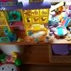 【こどもと片付け】次女のおもちゃゾーンの片付けをしました。