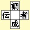 【脳トレ】漢字穴埋め 393問目