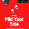 【HiFiGOニュース】HiFiGO ミッドイヤー・セールを開催。人気HiFiオーディオ機器がお買い得!