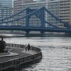12月の東京 深川の水辺と代々木八幡、東京郊外など
