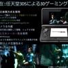 3DSの液晶が、シャープ製視差バリア方式と判明