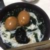 糖質制限レシピ 010 茶葉蛋(お茶煮卵)