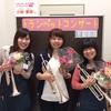【レポート】店頭トランペットコンサート!