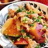 豚バラとさつまいもの煮物【さつまいも肉じゃが】(動画レシピ)