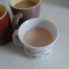 【こどもコーヒー】麦茶と牛乳で麦茶オレ!こどもに作ってみたけれど大人にもサッパリおいしいです