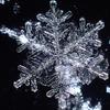 コンパクトデジカメTG-4で雪の結晶を撮影してみました