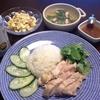 簡単美味しい!シンガポールチキンライスまたは海南鶏飯を作ったよ!