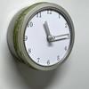 キッチンに貼るマグネット時計作った!