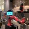 マルイの進化型ともいえる「渋谷モディ」のロボットのTom(トム)!