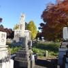 【富山の風景】長岡墓地内、富山陸軍墓地・その2:富山陸軍墓地の周辺