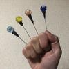 【ハンターハンター】イルミの針を作ってみた