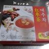 ダムトのなつめ茶を飲むよ【韓国の伝統茶】