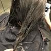 【サロンワーク】妹の毛を染めてみた。
