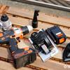 BLACK + DECKER(ブラック・アンド・デッカー)マルチツールプラス EVO183P1、作業の幅が広がるDIY必須ツール!